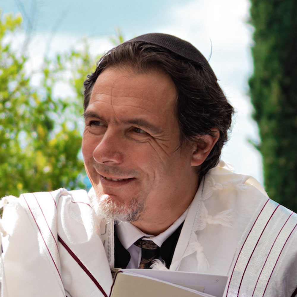 Rabbin Haïm Cipriani