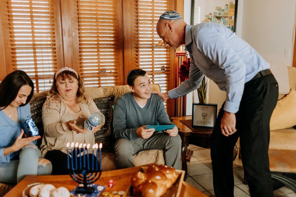 conversion au judaïsme et valeurs familiales