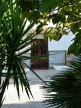 image of front door of Cortijo Las Viñas villa info
