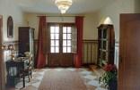 image of dining room entrance to Cortijo Las Viñas villa info