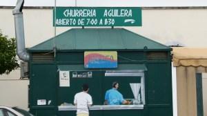 Churro's For Breakfast