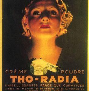 tho radia radium girl crème au radium