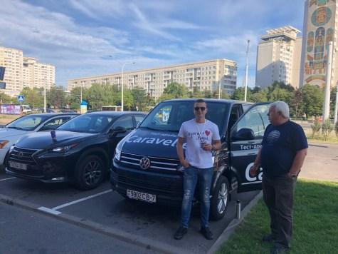 Благодарим нашего партнера импортёра Volkswagen
