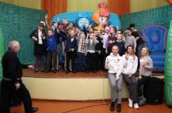 ФиксиШоу в Копыльской вспомогательной школе интернат