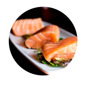 Fisch, roh, Lebensmittel, Nährstoffe