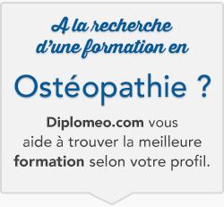 A la recherche d'une formation en Ostéopathie ?