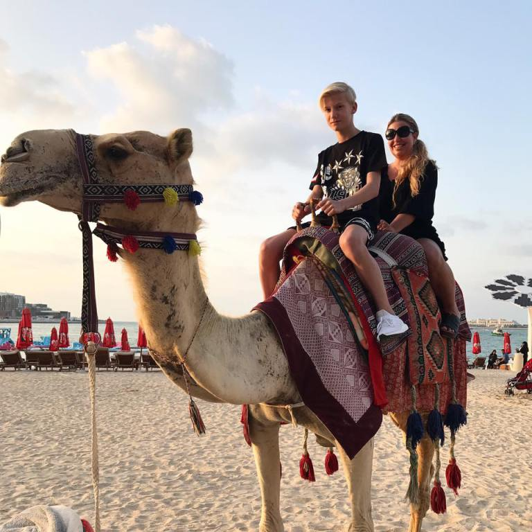 massage i Dubai kön