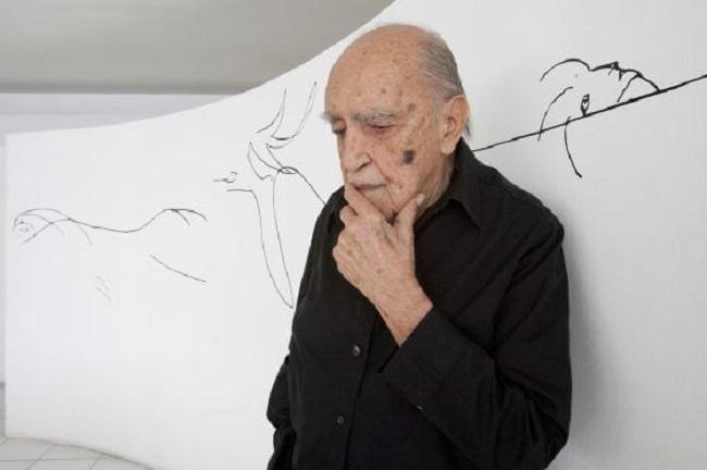 Oscar Niemeyer obras mas famosas