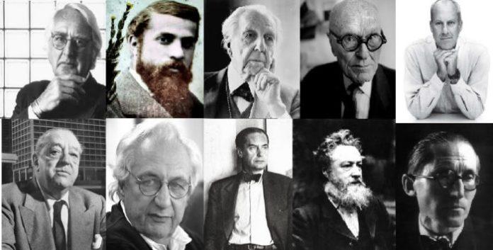 Arquitectos famosos del mundo