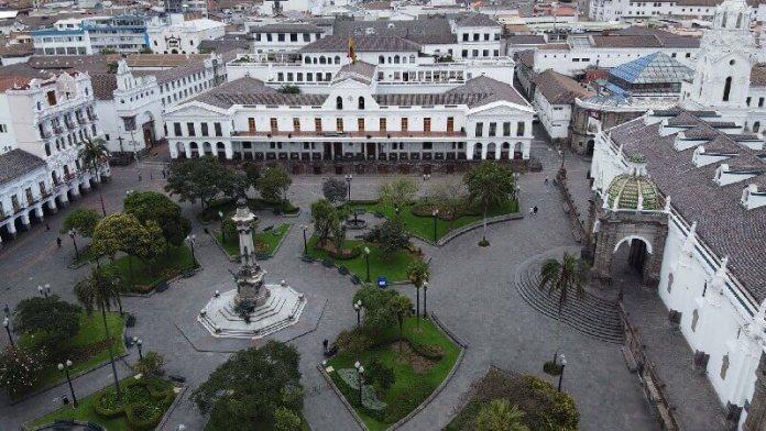 ecuador ciudades vacías por coronavirus