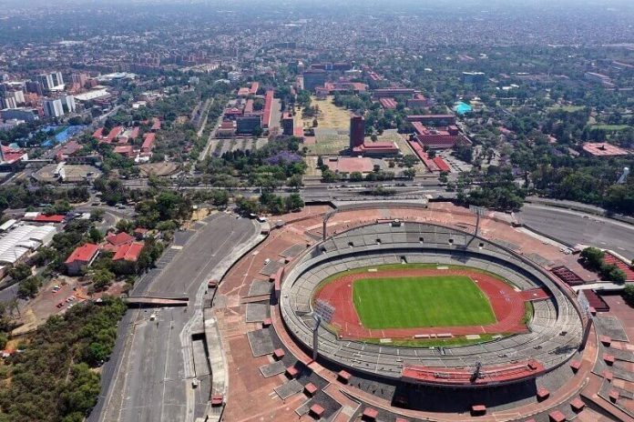 México ciudades vacías por coronavirus