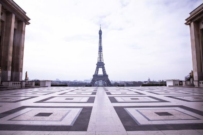 París ciudades vacías por coronavirus