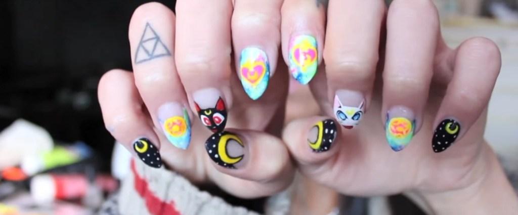 nail-art-sailor-moon