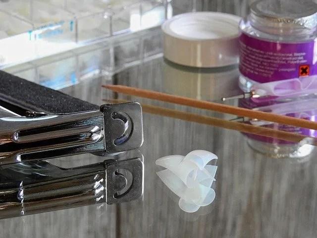 uñas de gel herramientas