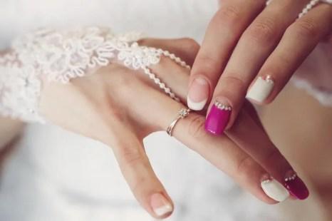 Combinación de colores sencillos para bodas