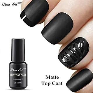 diseños de uñas permanentes negras