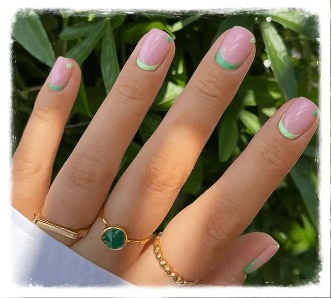 diseños de uñas en tendencias y modas