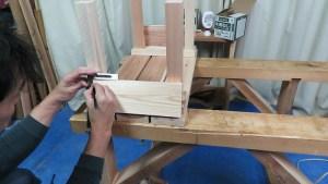 超かんたんDIY 誰でも作れるベンチ (35)