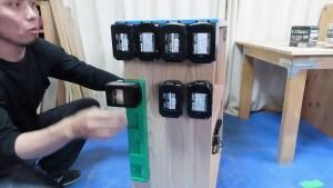 2021 5 5 マキタとHiKOKIのバッテリーホルダー (60)