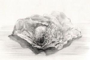 透明な素材を描く