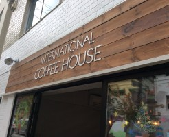 INTERNATIONAL COFFEE HOUSE
