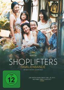 """Shoplifters – Familienbande"" – Kino im Café Hier & Jetzt @ Café Hier & Jetzt"