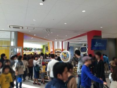 大阪エキスポシティ 混雑状況 混雑予想 行列 待ち時間 感想 駐車場 渋滞 営業時間 アクセス 店舗 初出店 ポケモンEXPOジム グッズ トレーニング