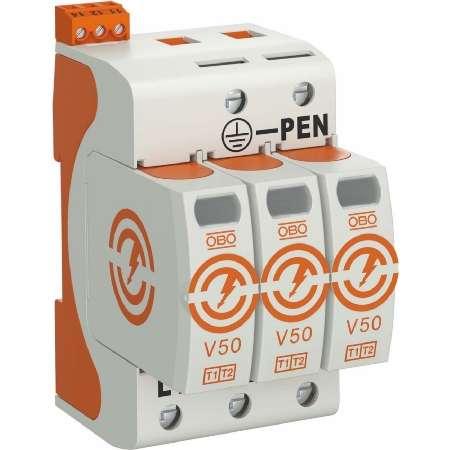 УЗИП тип V50-3+FS-280