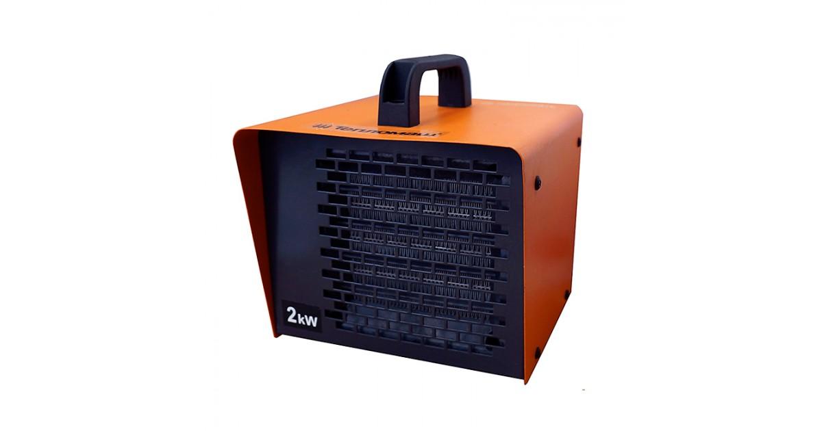 Тепловентилятор 2кВт 220В