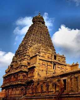 Пирамида Брихадешвара+