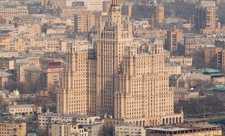 сталинский дом на Кудринской