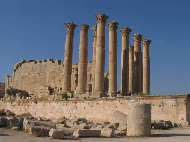 храм артемиды фото