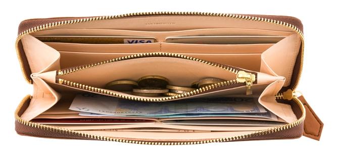 マットーネの財布