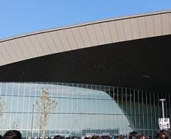 ユニット対抗戦東京武蔵野の森総合スポーツプラザ