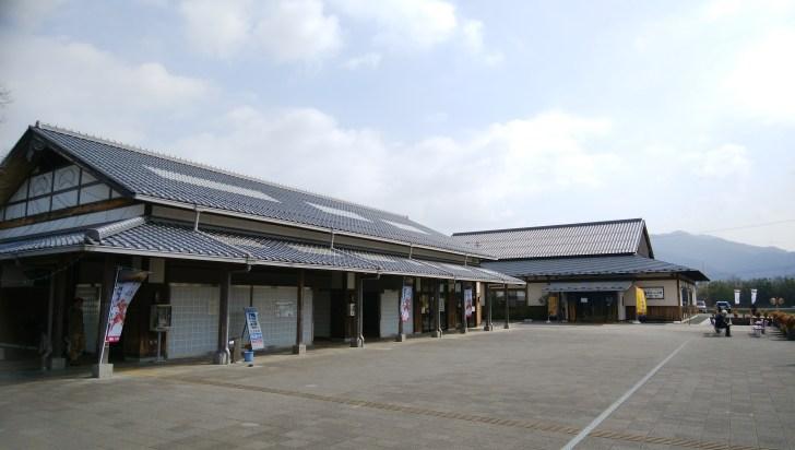 車中泊に便利な温泉が近い道の駅 丹波おばあちゃんの里 兵庫県丹波