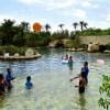【シギラ黄金温泉】広大な温水プールと天然温泉が楽しめる癒しの極上スポット!!