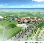 【サンエー宮古島シティ(仮)】大型ショッピングセンター+ドーム施設19年オープン予定!!