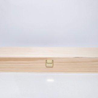 Caja para pinceles