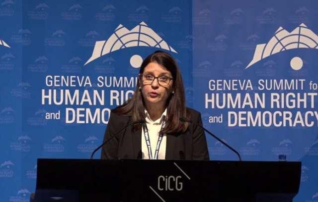 «Es clarísimo que el régimen no acató recomendaciones de la ONU»