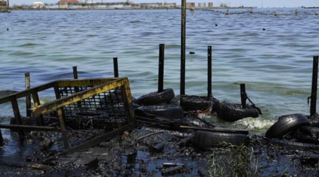 "El Lago de Maracaibo, en Venezuela, un ""constante derrame de crudo"""