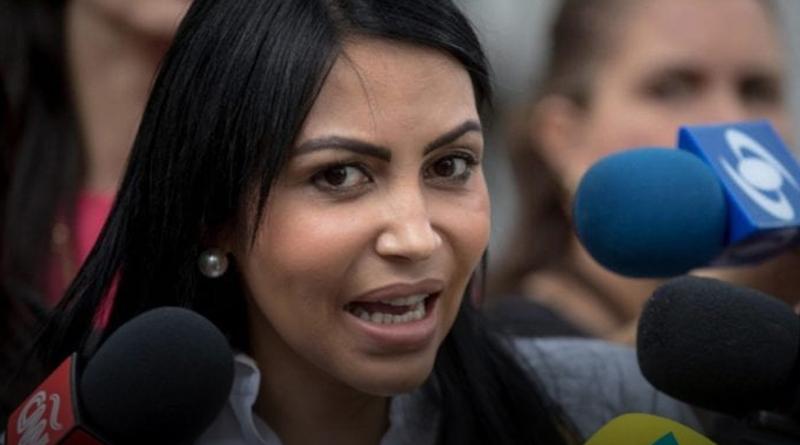 """Delsa Solórzano: """"La autopista se llama Francisco Fajardo. Punto"""""""