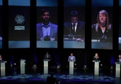 Crisis de Venezuela marcó primer debate presidencial en Argentina