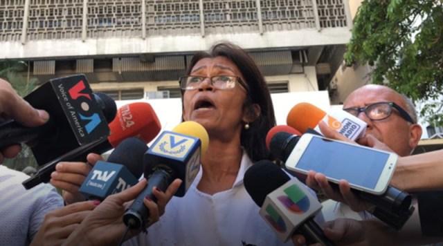 Ana Rosario Contreras: Las enfermeras no seremos cómplices de la catástrofe que viven los hospitales venezolanos