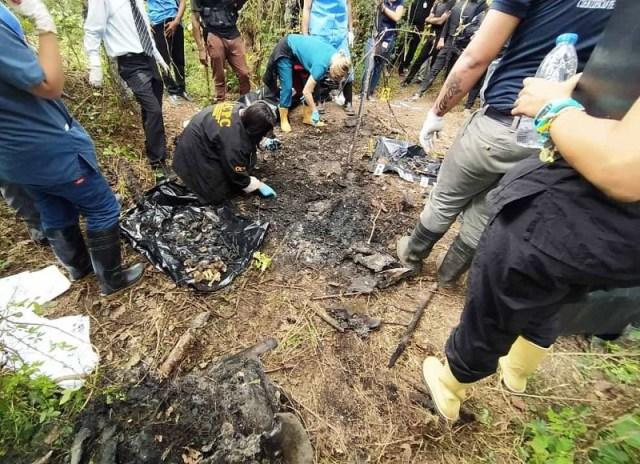 Desmembrados y calcinados hallan 11 cadáveres en el relleno sanitario La Bonanza