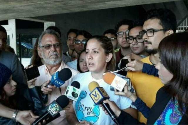 Rafaela Requesens: Mi hermano va a ser presidente de Venezuela