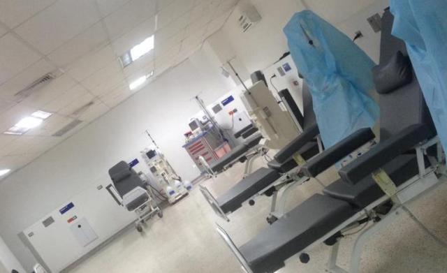 Hospital Victorino Santaella inicia el 2020 con el 90 % de sus servicios paralizados