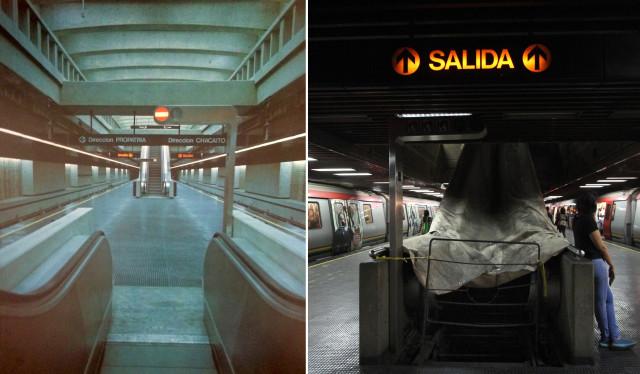 El Metro de Caracas cumple 37 años… 20 de ellos en crisis gracias a la tormenta chavista