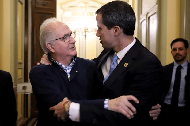 Antonio Ledezma: El regreso de Guaidó