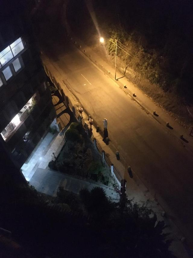 Levantan cuarentena de 24 horas en torre 8 de Montaña Alta tras descartar caso de Covid-19