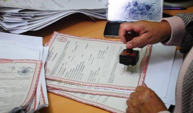 Registro Civil de Los Salias solo está emitiendo  partidas de nacimiento y actas de defunción